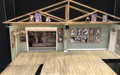 From Model Box to Stage – A technical Perspective